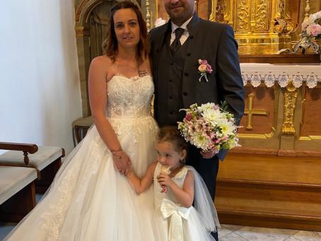 Hochzeit von Manuel & Tanja Zapp