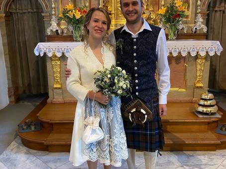 Hochzeit von Reinhold Taferner & Veronika Pachatz