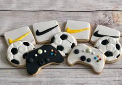 Gamer & sports fun