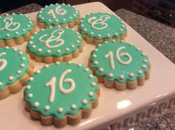 Sweet 16 at Tiffany's