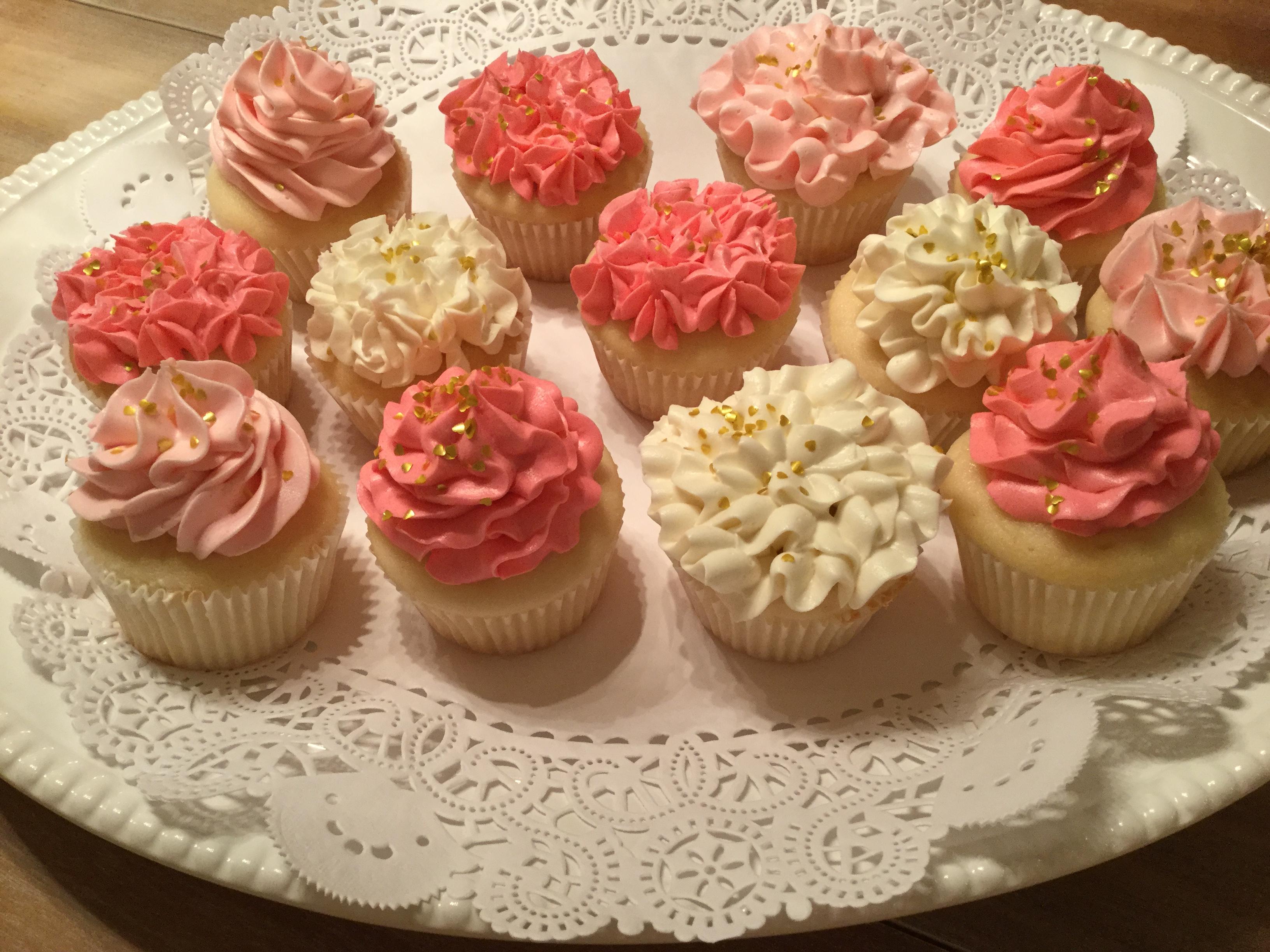 In Bloom cupcakes