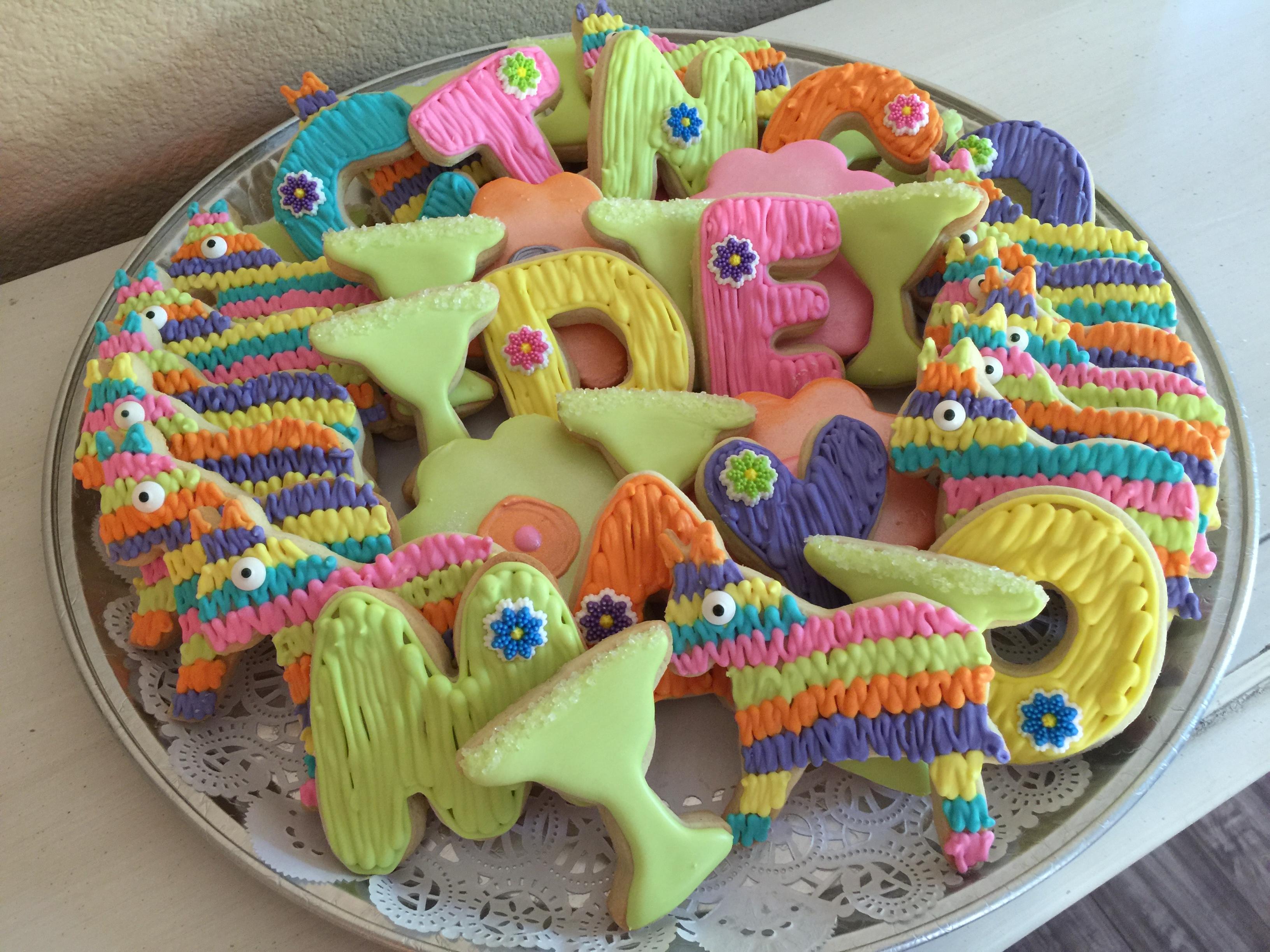 Cinco de Mayo Cookies!