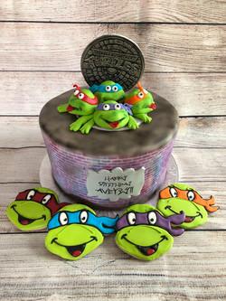 Ninja Turtle Fun!