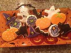 Spooky Fun Cookies