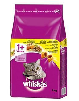 Whiskas dry