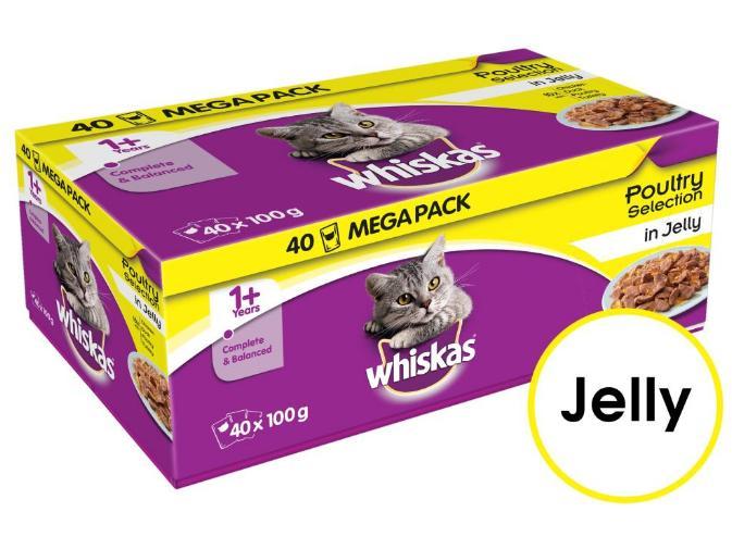 Whiskas Jelly