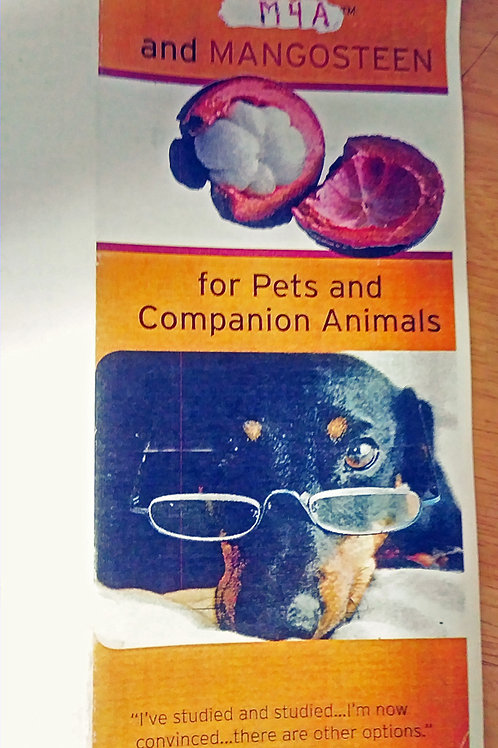 M4A for Pets & Companion Animals