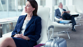 Seven Suggestions for More Comfortable Business Air Travel