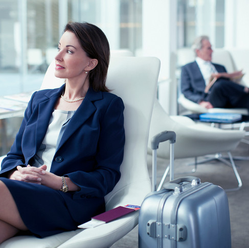 Taking the Stress out of Business Travel