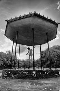 The solitary ballerina
