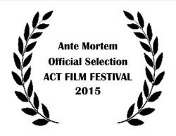 Official Laurels AFF 2015 Ante Mortum 2