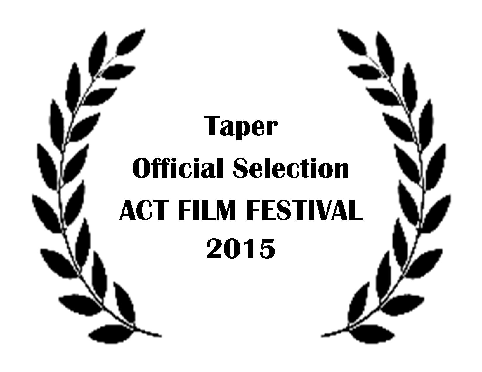 Official Laurels AFF 2015 Taper