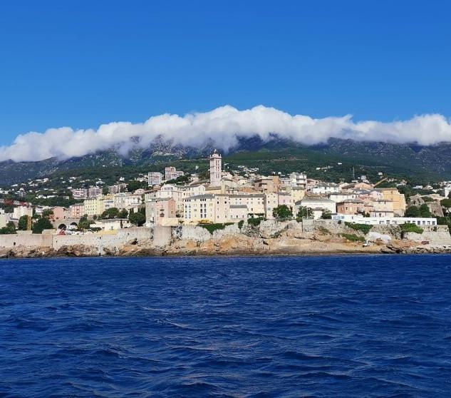 Citadelle de Bastia - Club de plongée Ba