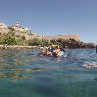 Baptême - Club de plongée Bastiais
