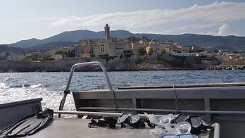 Navigation - Club de plongée Bastiais