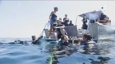 Club de plongée Bastiais - Colonie de vacances