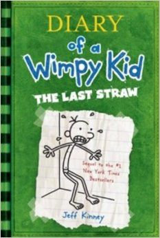 Diary of a Wimpy Kid- The Last Straw