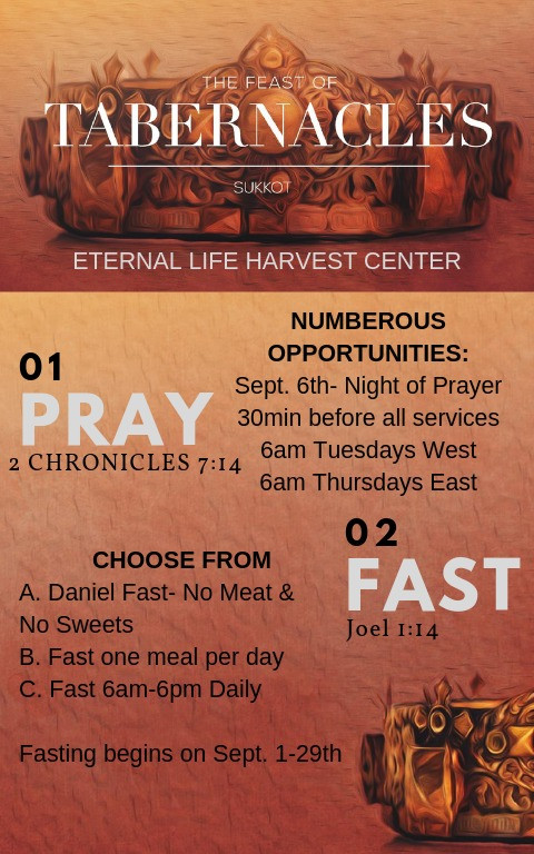 Eternal Life Harvest Center - Tabernacle