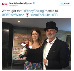 @heatworld meet The Duke!