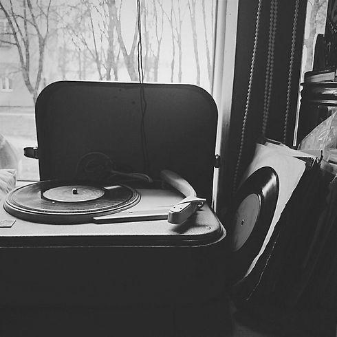 Vinyl Player