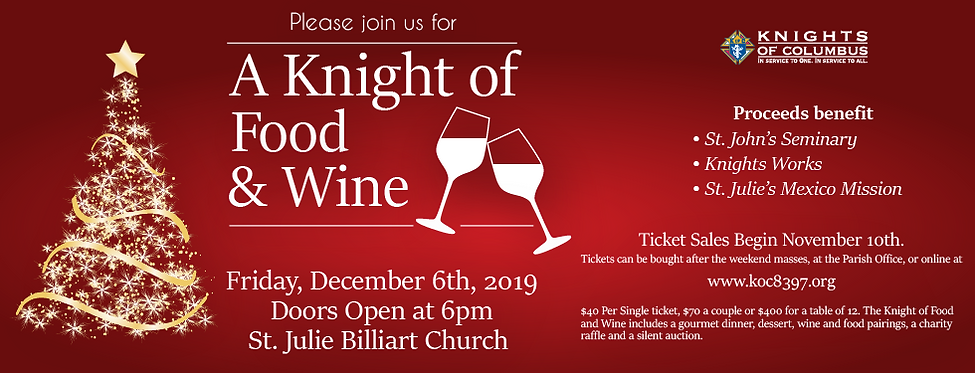 2019 Knight of Food and Wine Web Header-