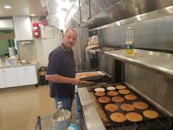 Veterans Breakfast & Kitchen Debut