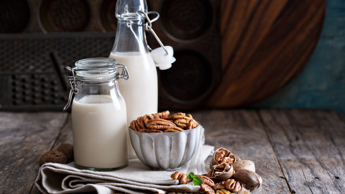 The Best Nut Milk - EVER!