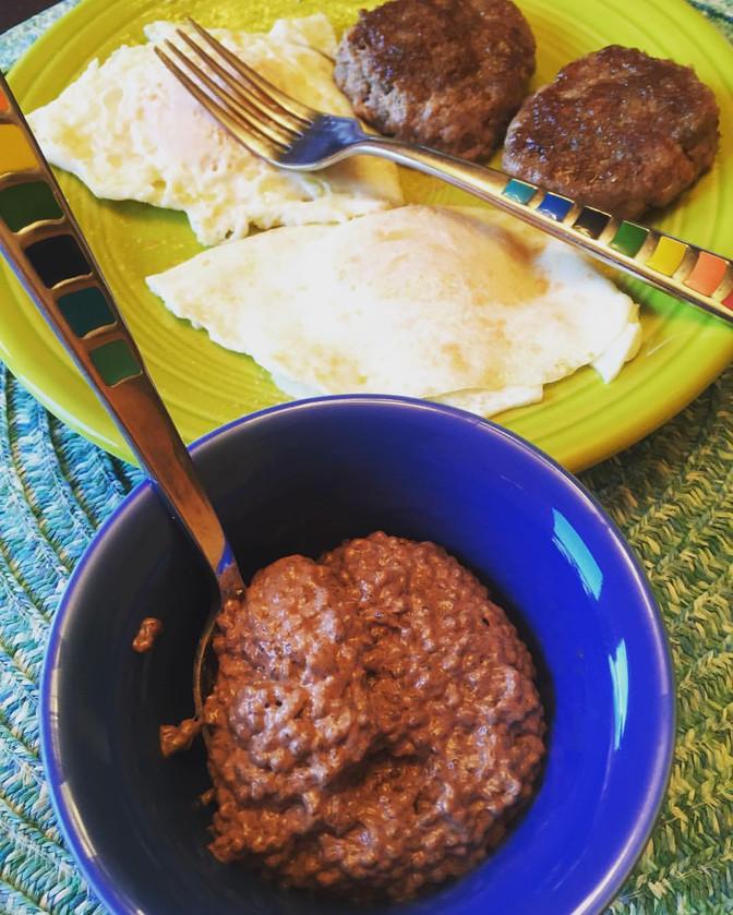 Recipe of the Week: Vanilla Chocolate Chia Pudding