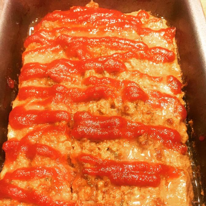 Recipe of the Week: Veggie Meatloaf...for Breakfast!