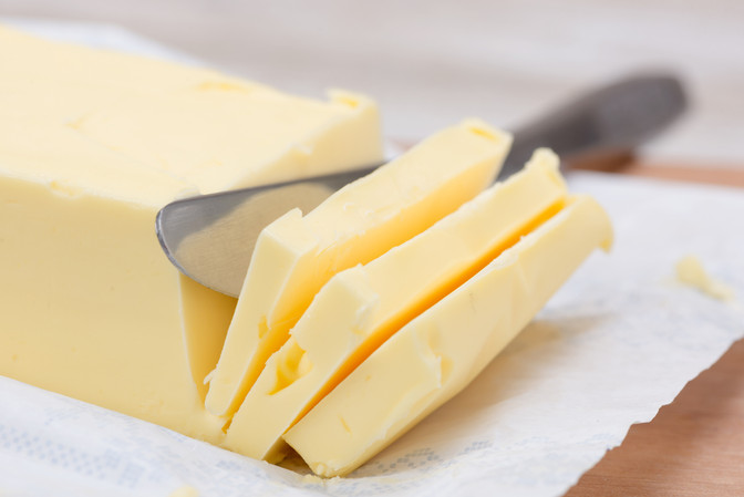 Why I Eat Butter When I Have a Dairy Allergy