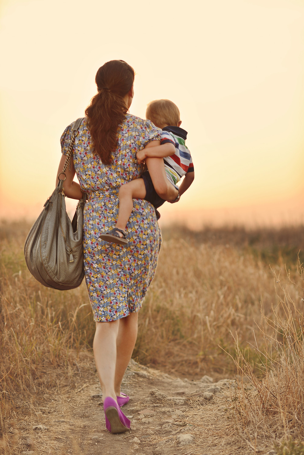 Surviving motherhood...finding your vitality.