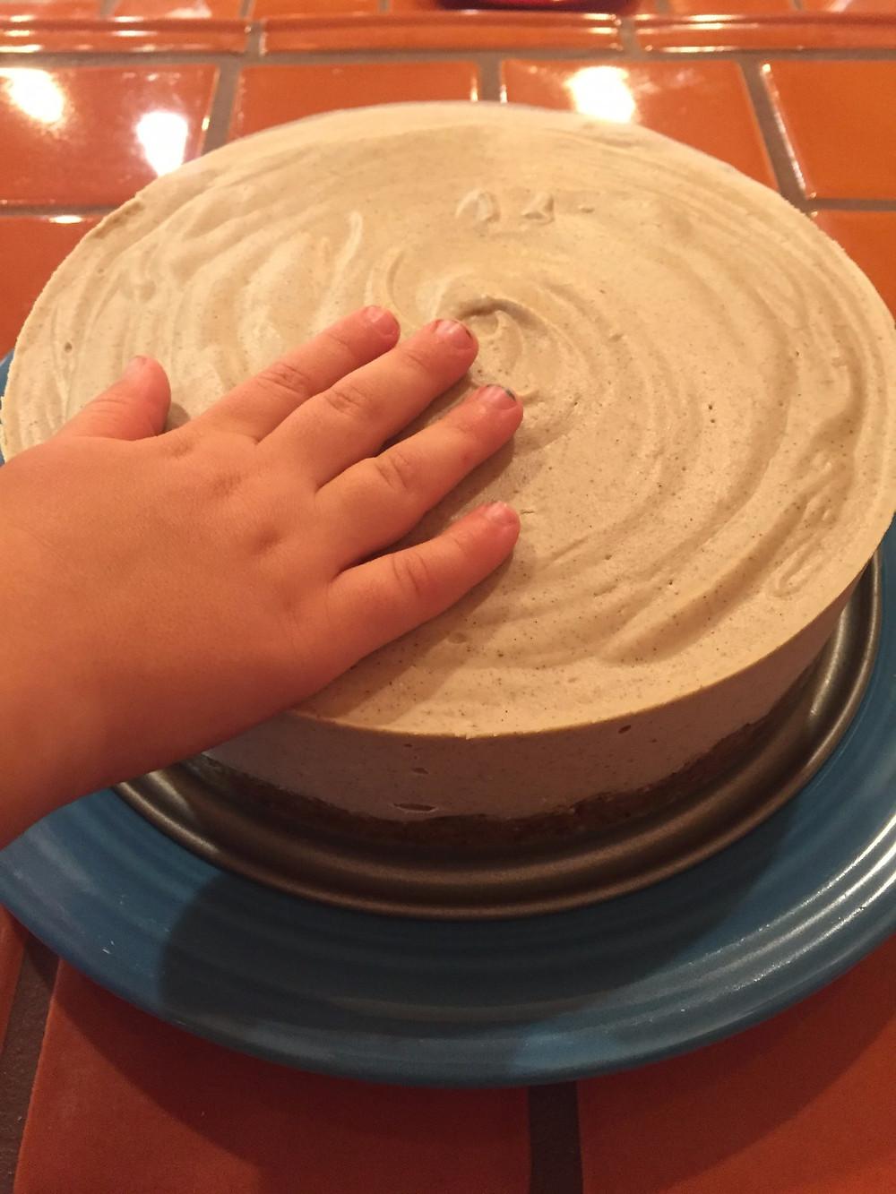 """Paleo Cashew """"Cheesecake"""""""