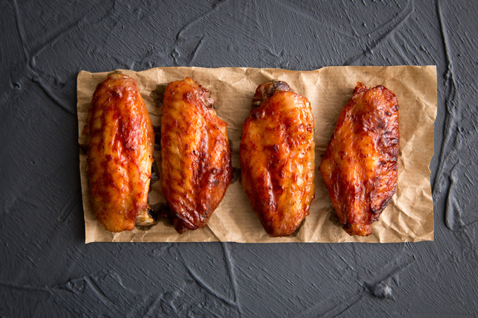 Win in the Kitchen with Wings & Green Beans