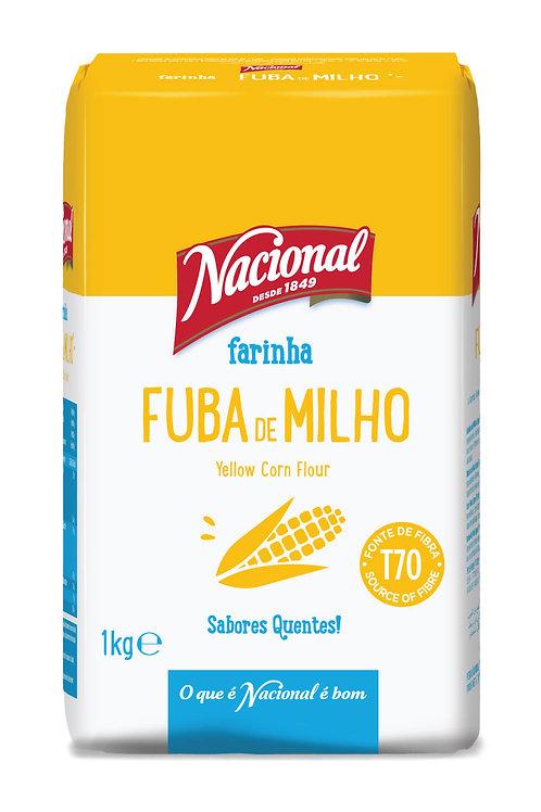 Fuba de Milho Nacional 1 kg