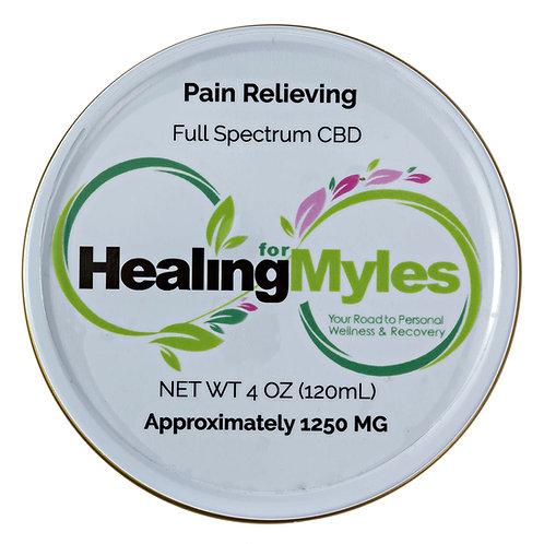 Pain Relieving CBD Salve