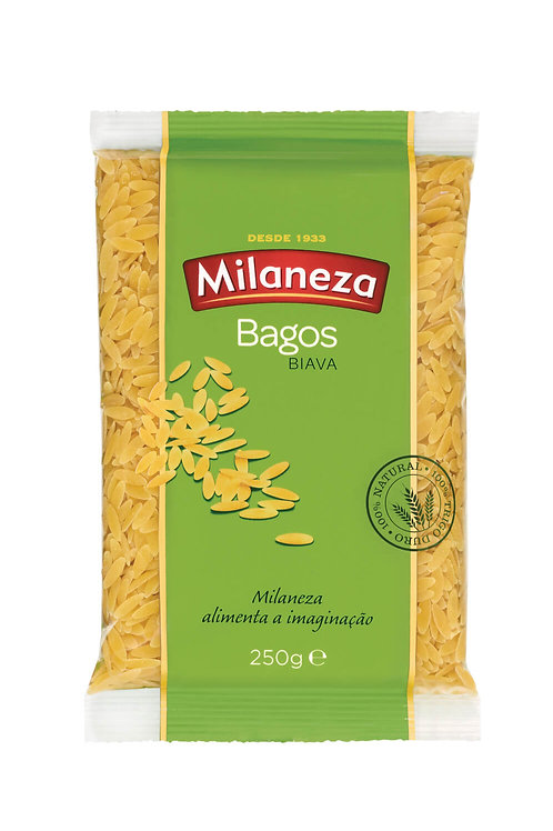 Massa Milaneza Bagos 250g