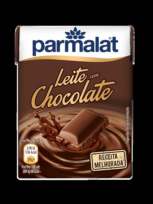 Leite c/ Chocolate Parmalat 200ml - Tripack