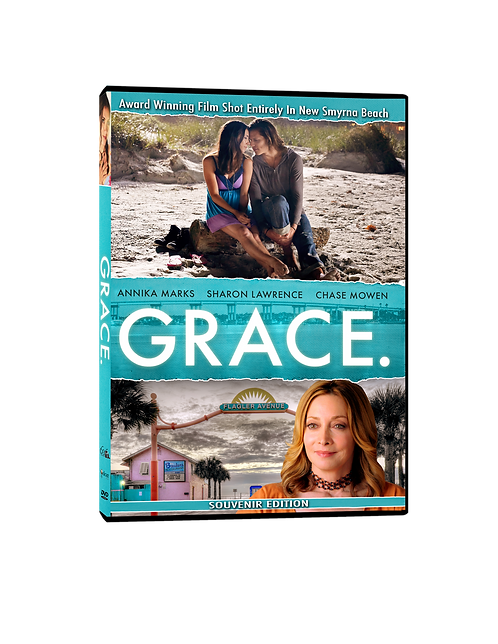 Grace Single DVD - USA