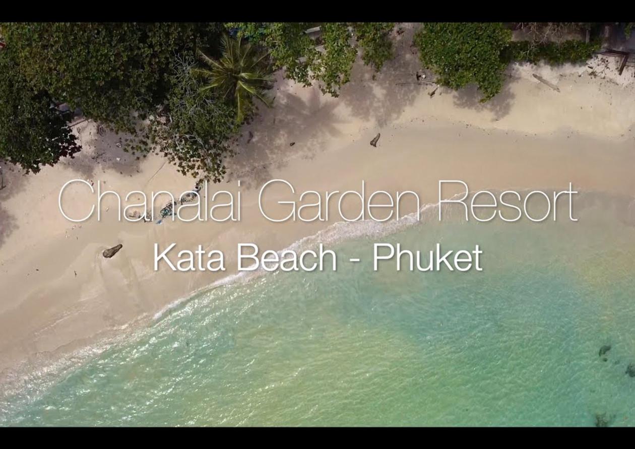 Chanalai Garden Resort, Kata Beach, Phuket - Thailand