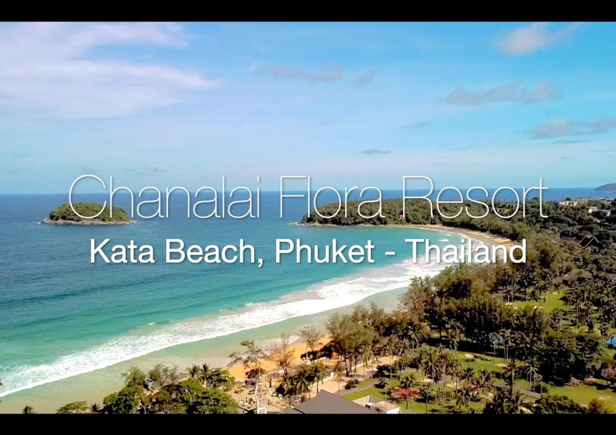 Chanalai Flora Resort, Kata Beach, Phuket - Thailand