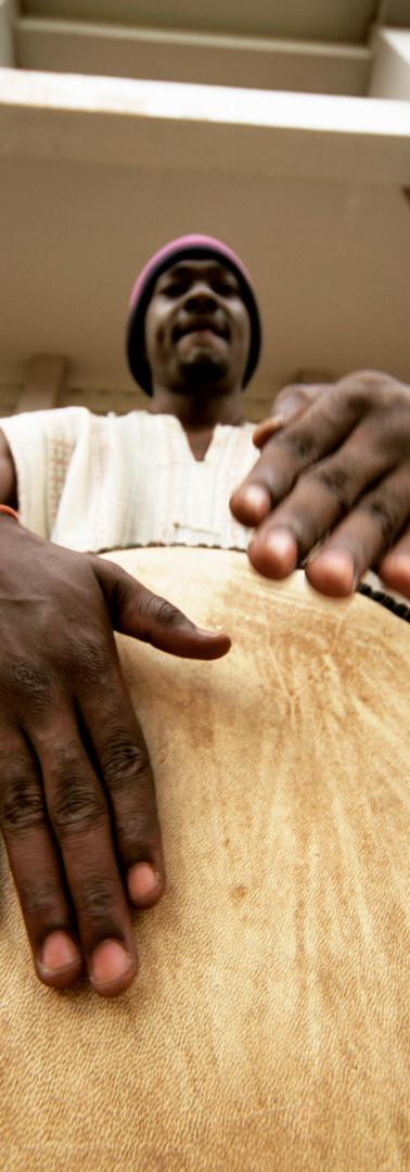 tambour tribal