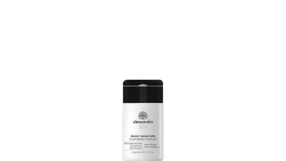 Alessandro Magic Manicure Cleansing Powder