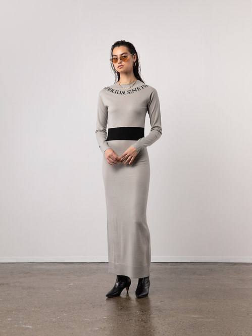 THE EMPIRE SWEATER DRESS