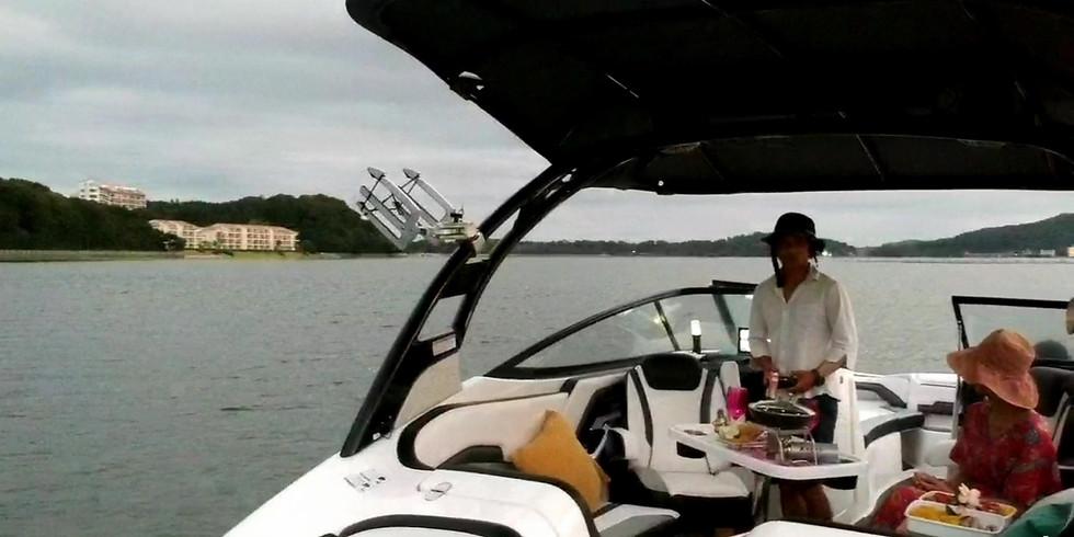 9月・10月Water×Granping(ウォーターグランピング)