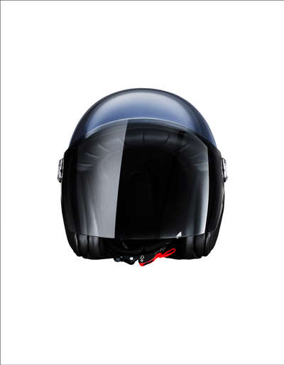 Ujet-Helmet-front-close-dark blue rand.j