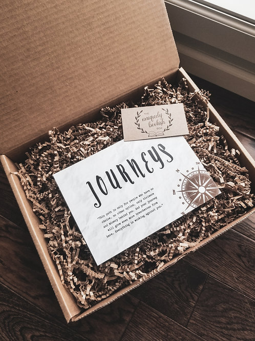 February Box | Journeys | Recent Release