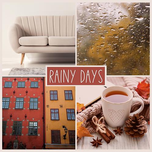 Oct Box   Rainy Days   Recent Release