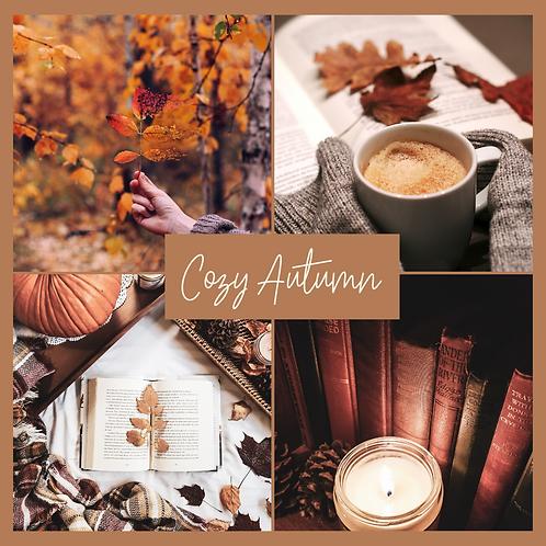 October   Cozy Autumn   Recently Released