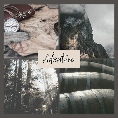 March Box | Adventure | Classic Novel