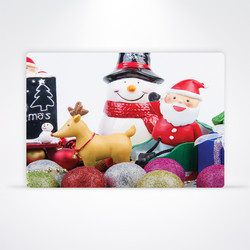 Paper Placemat - Holiday Party